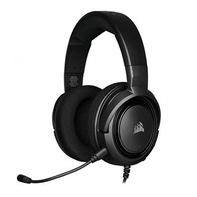 CA-9011220-NA CORSAIR                                                      | CORSAIR HEADSET GAMING HS45 SURROUND CARBON
